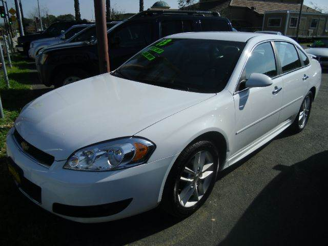 2013 CHEVROLET IMPALA LTZ 4DR SEDAN white 2-stage unlocking - remote abs - 4-wheel air filtrati