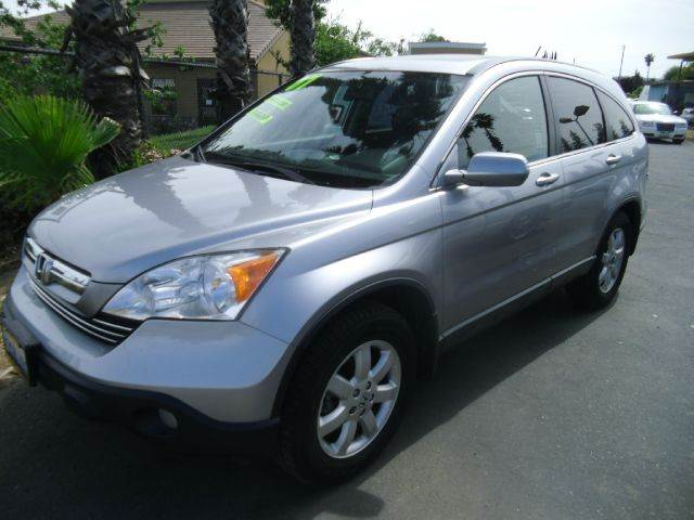 2007 HONDA CR-V EX-L AWD 4DR SUV gray 2-stage unlocking - remote 4wd type - on demand abs - 4-w
