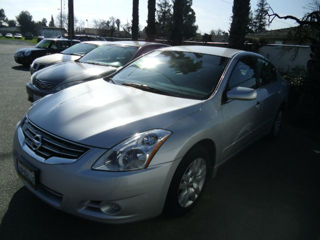 2011 NISSAN ALTIMA 25 S 4DR SEDAN silver 2-stage unlocking - remote abs - 4-wheel air filtratio