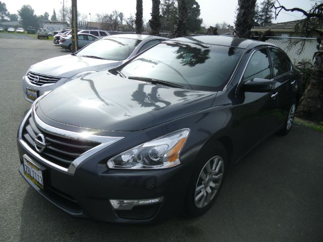 2013 NISSAN ALTIMA 25 S 4DR SEDAN charcoal 2-stage unlocking abs - 4-wheel active head restrain