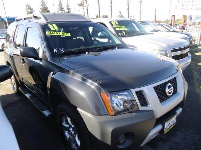 2011 NISSAN XTERRA X 2WD gray contra costa auto sales the best of the bay area we can get virtua