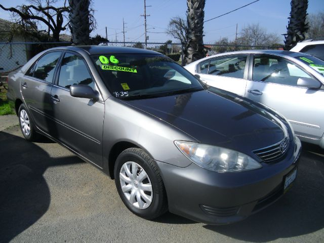 2006 TOYOTA CAMRY LE 4DR SEDAN 24L I4 5A gray abs - 4-wheel air filtration airbag deactivatio