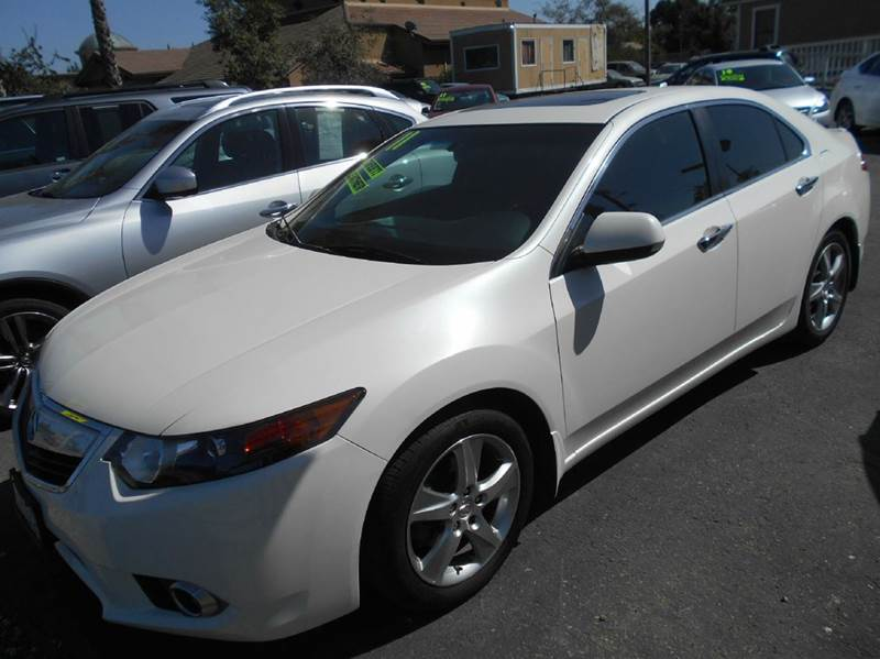 2011 ACURA TSX BASE 4DR SEDAN 5A white 2-stage unlocking doors abs - 4-wheel active head restrai