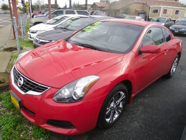 2010 NISSAN ALTIMA 25 S 2DR COUPE CVT red 2-stage unlocking - remote abs - 4-wheel air filtrati