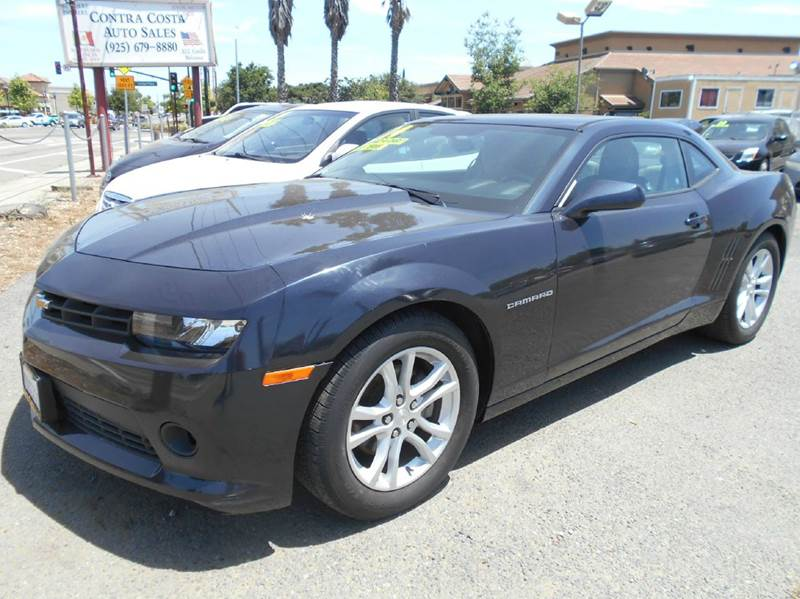2014 CHEVROLET CAMARO LT 2DR COUPE W1LT blue 2-stage unlocking doors abs - 4-wheel air filtrat
