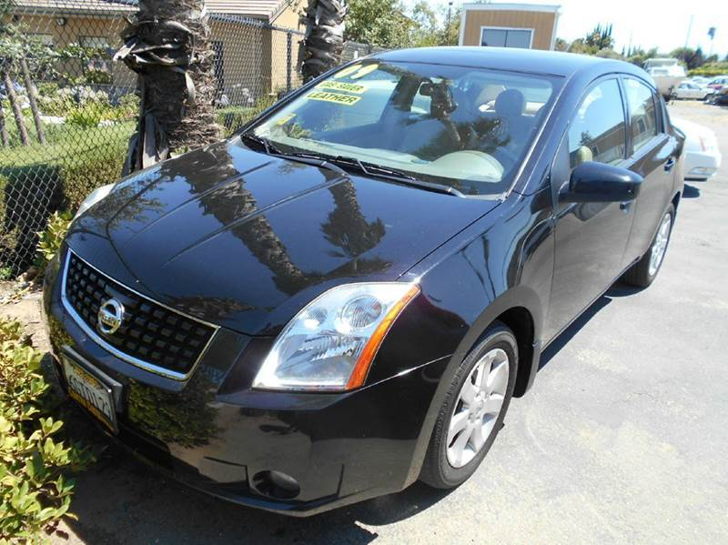 2009 NISSAN SENTRA 20 SL 4DR SEDAN black 2-stage unlocking - remote abs - 4-wheel air filtrati