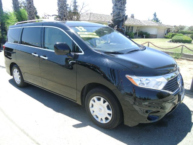 2012 NISSAN QUEST 35 S 4DR MINI VAN black 2-stage unlocking - remote abs - 4-wheel active head