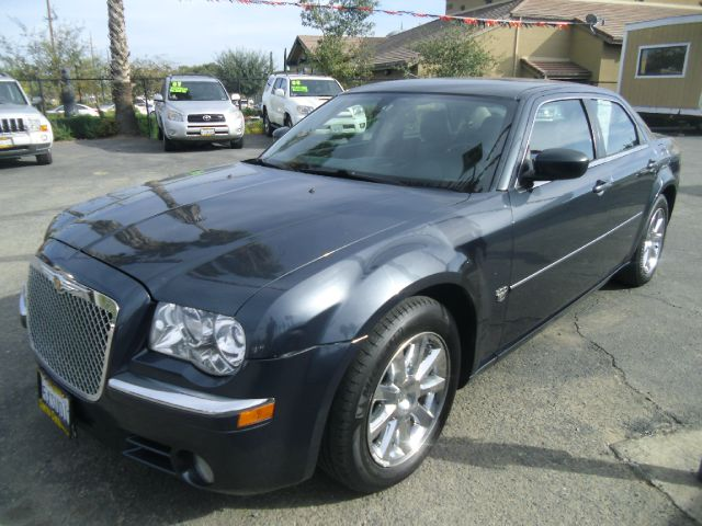 2007 CHRYSLER 300 C 4DR SEDAN blue 2-stage unlocking - remote abs - 4-wheel adjustable pedals a