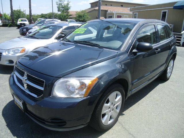 2007 DODGE CALIBER SXT 4DR WAGON charcoal 2-stage unlocking airbag deactivation - occupant sensi