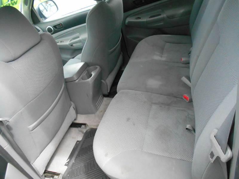 2007 Toyota Tacoma V6 4dr Double Cab 4WD 5.0 ft. SB (4L V6 5A) - Oakley CA