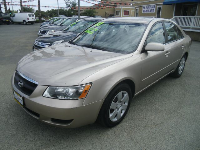 2007 HYUNDAI SONATA GLS 4DR SEDAN 24L I4 4A gold 2-stage unlocking - remote abs - 4-wheel air