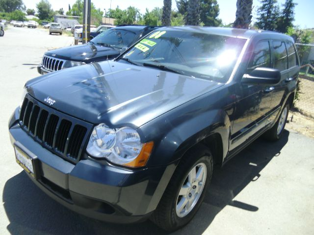 2008 JEEP GRAND CHEROKEE LAREDO 4X4 SUV blue 2-stage unlocking - remote 4wd type - full time abs