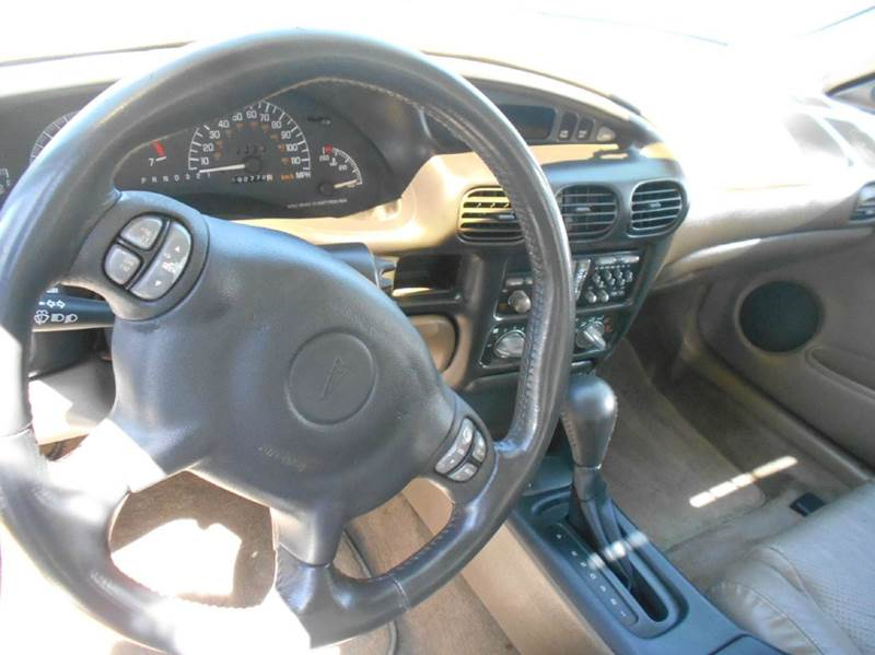 2002 Pontiac Grand Prix GT 4dr Sedan - Oakley CA