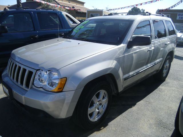 2009 JEEP GRAND CHEROKEE LAREDO 4X4 4DR SUV silver 2-stage unlocking - remote abs - 4-wheel air