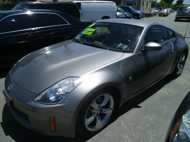 2007 NISSAN 350Z 2DR HATCHBACK 35L V6 6M gray 2-stage unlocking - remote abs - 4-wheel antenn