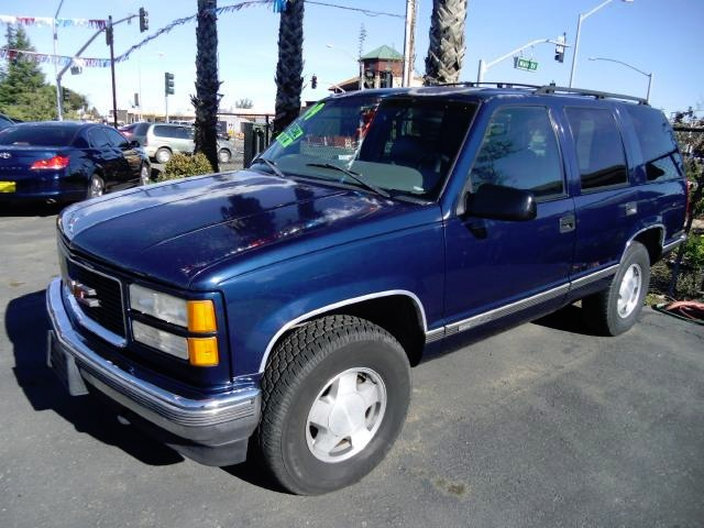 1999 GMC YUKON SLE 4WD blue contra costa auto sales the best of the bay area we can get virtually