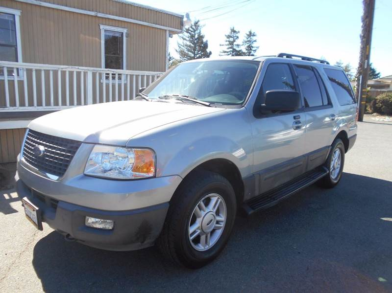 2006 FORD EXPEDITION XLT 4DR SUV 4WD silver 4wd selector - electronic abs - 4-wheel anti-theft