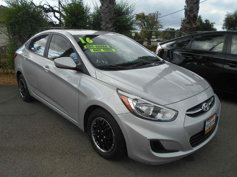 2016 HYUNDAI ACCENT SE 4DR SEDAN 6A