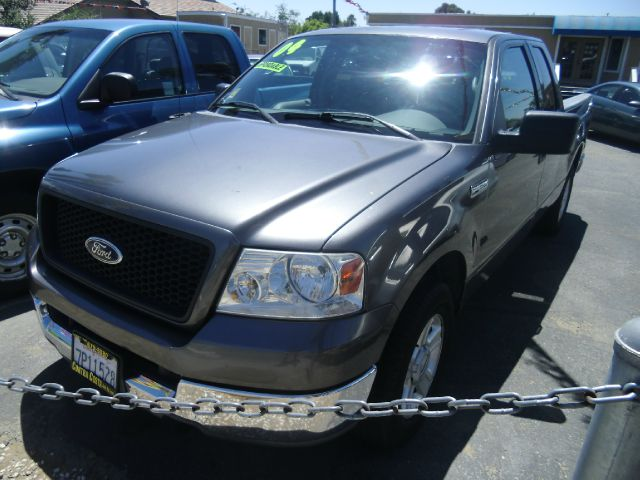 2004 FORD F-150 XLT 4DR SUPERCAB RWD STYLESIDE 5 charcoal abs - 4-wheel alloy wheels axle ratio
