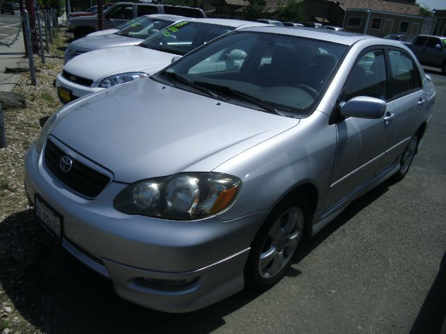 2005 TOYOTA COROLLA XRS 4DR SEDAN silver abs - 4-wheel alloy wheels center console - front cons