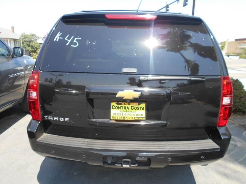 2013 CHEVROLET TAHOE LT 4X2 4DR SUV