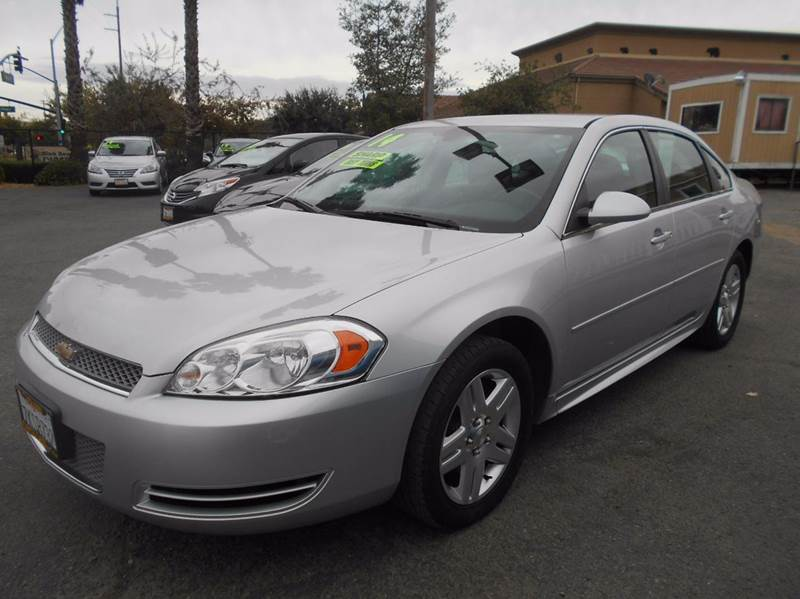 2014 CHEVROLET IMPALA LIMITED LT FLEET 4DR SEDAN silver 2-stage unlocking doors abs - 4-wheel a