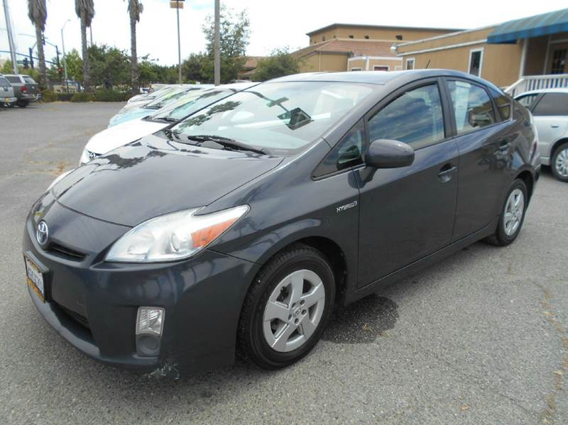 2011 TOYOTA PRIUS II 4DR HATCHBACK charcoal abs - 4-wheel active head restraints - dual front a