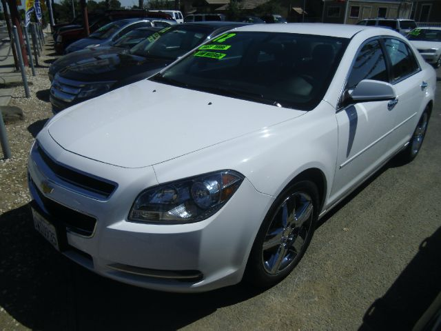 2012 CHEVROLET MALIBU LT 4DR SEDAN W1LT white 2-stage unlocking - remote abs - 4-wheel ambient