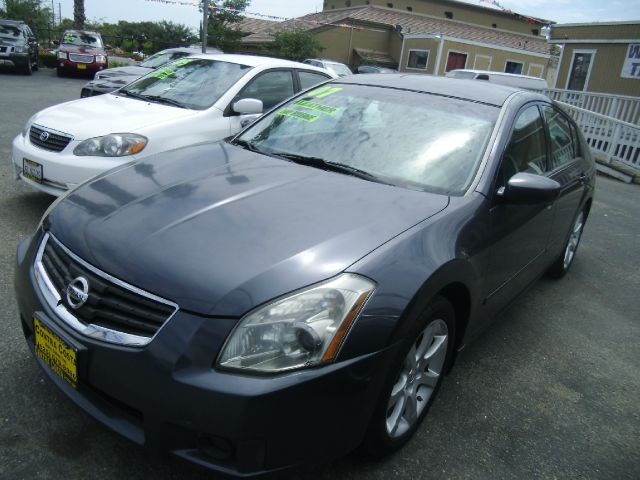 2007 NISSAN MAXIMA 35 SE 4DR SEDAN charcoal 2-stage unlocking - remote abs - 4-wheel active hea
