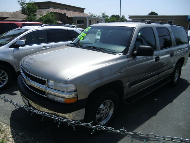 2002 CHEVROLET SUBURBAN 1500 LS 2WD 4DR SUV silver abs - 4-wheel anti-theft system - alarm axle