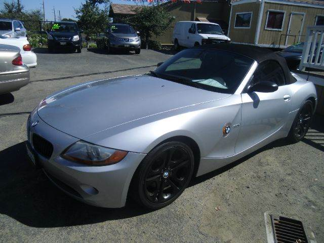 2003 BMW Z4 30I 2DR ROADSTER silver abs - 4-wheel aluminum accents clock cruise control dayti