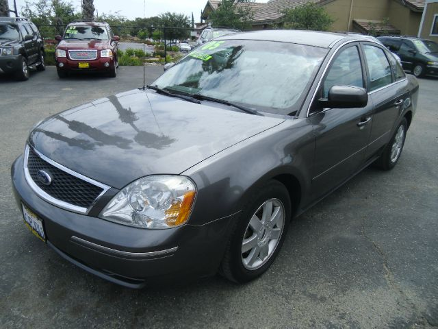 2006 FORD FIVE HUNDRED SE 4DR SEDAN charcoal abs - 4-wheel adjustable lumbar support - manual ad