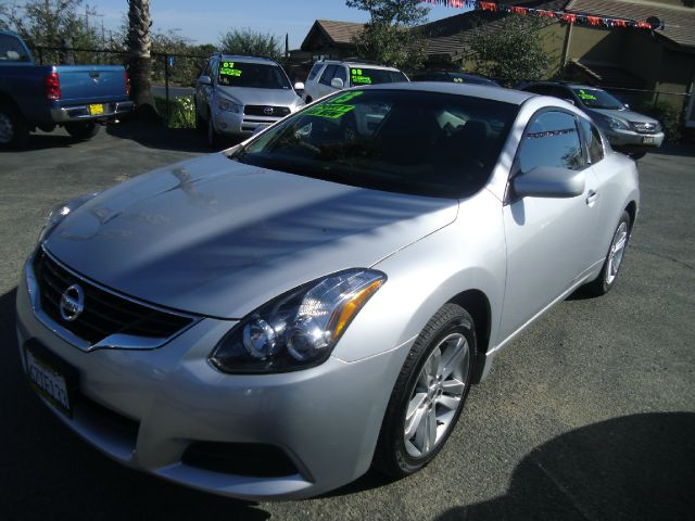 2013 NISSAN ALTIMA 25 S 2DR COUPE silver 2-stage unlocking - remote abs - 4-wheel active head r