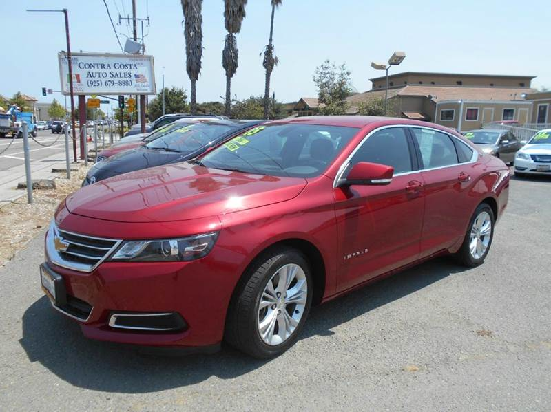 2015 CHEVROLET IMPALA LT 4DR SEDAN W1LT red 2-stage unlocking doors abs - 4-wheel active head r
