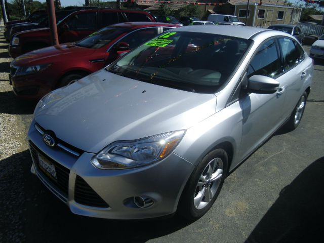 2012 FORD FOCUS SE 4DR SEDAN silver abs - 4-wheel air filtration antenna type - mast anti-theft