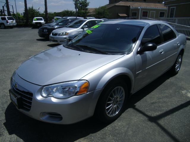 2006 CHRYSLER SEBRING BASE 4DR SEDAN silver antenna type anti-theft system - engine immobilizer