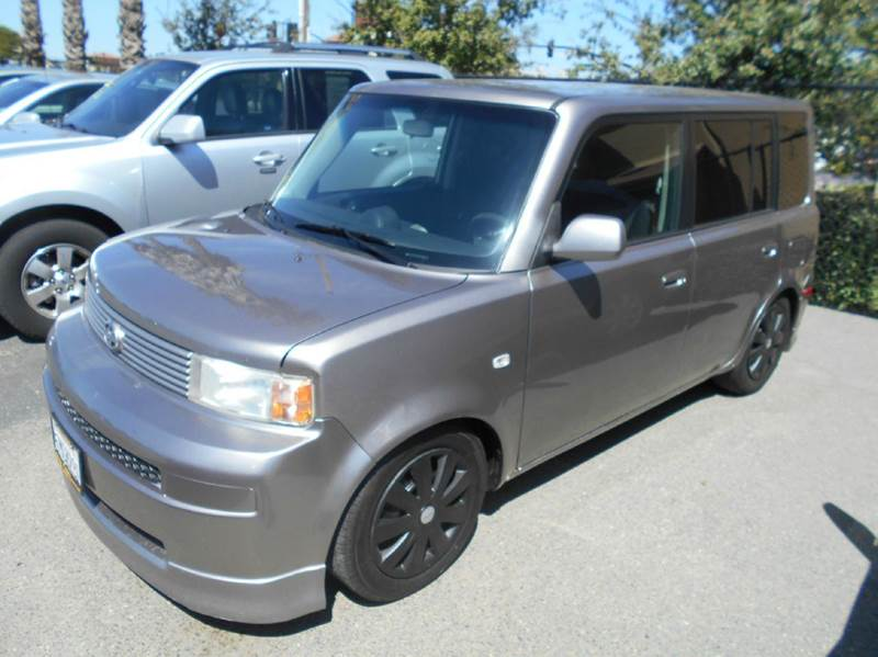 2005 SCION XB BASE 4DR WAGON gray abs - 4-wheel clock exterior mirrors - power front air condi