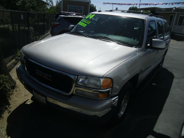 2004 GMC YUKON XL 1500 SLT 4DR SUV silver abs - 4-wheel anti-theft system - alarm axle ratio - 3