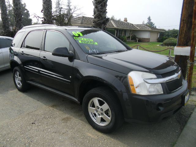 2009 CHEVROLET EQUINOX LT 4DR SUV W 1LT charcoal 2-stage unlocking - remote abs - 4-wheel airba