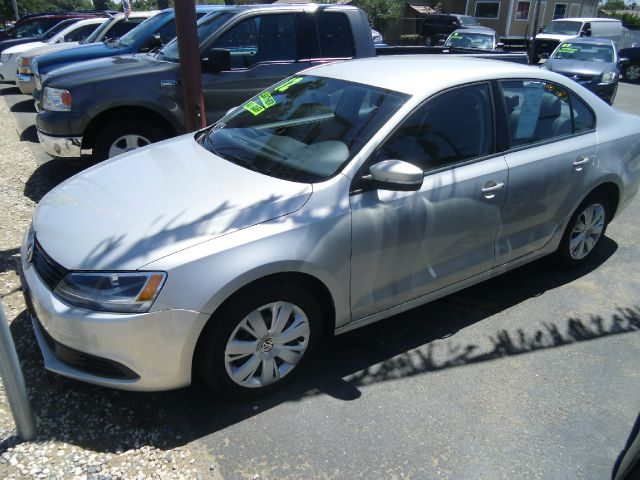 2012 VOLKSWAGEN JETTA SE PZEV 4DR SEDAN 6A silver 2-stage unlocking - remote abs - 4-wheel adjus