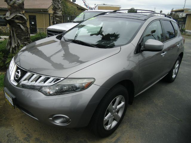 2009 NISSAN MURANO SL gray abs brakesair conditioningalloy wheelsamfm radioanti-brake system