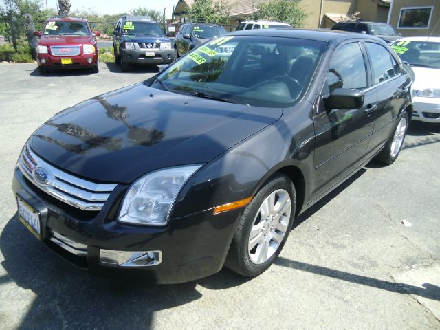 2007 FORD FUSION V6 SEL 4DR SEDAN charcoal adjustable lumbar support - manual adjustable rear hea