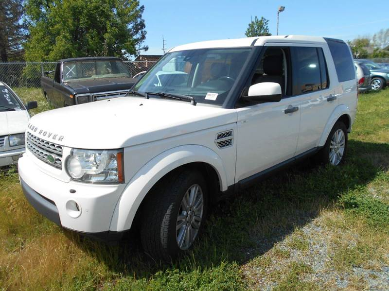 2010 LAND ROVER LR4 BASE 4X4 4DR SUV white 4wd selector - electronic hi-lo 4wd type - full time