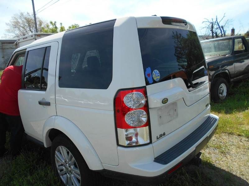 2010 Land Rover LR4 4x4 4dr SUV - Oakley CA