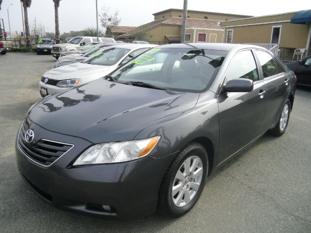2007 TOYOTA CAMRY XLE V6 4DR SEDAN charcoal 2-stage unlocking - remote abs - 4-wheel air filtrat