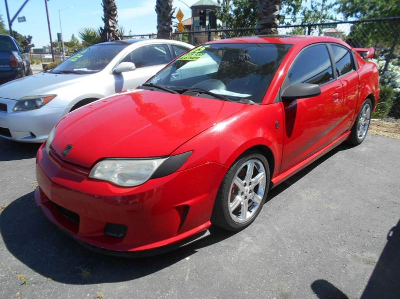2005 Saturn Ion Red Line 4dr Coupe - Oakley CA