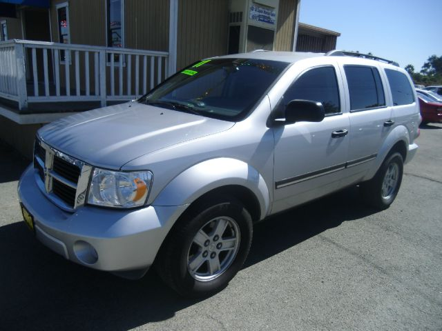 2007 DODGE DURANGO SLT 4DR SUV silver 2-stage unlocking - remote abs - 4-wheel antenna type - ma