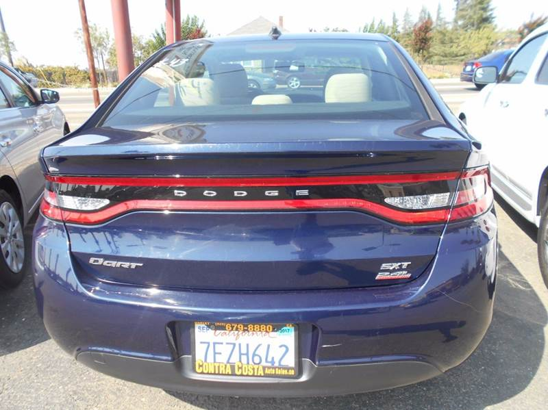 2014 Dodge Dart SXT 4dr Sedan - Oakley CA