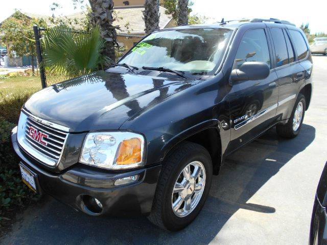 2006 GMC ENVOY SLE 4DR SUV charcoal abs - 4-wheel airbag deactivation - occupant sensing passeng