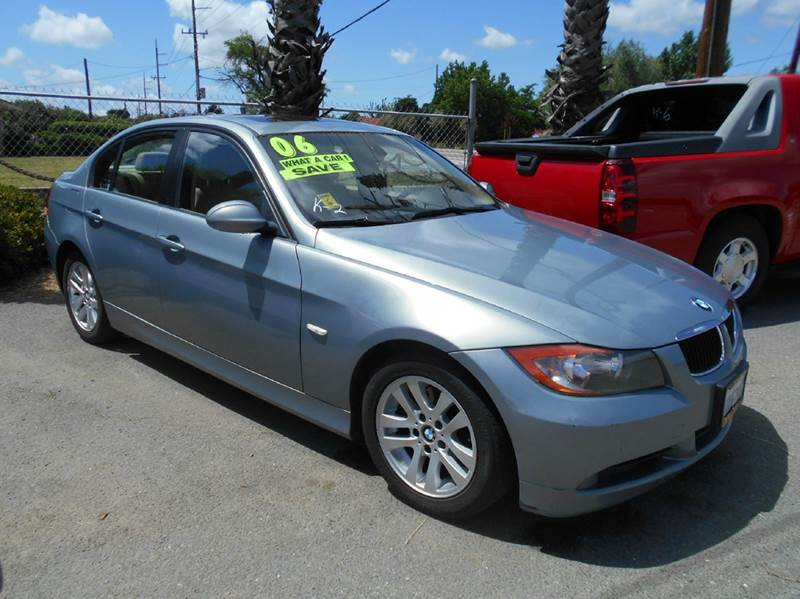 2006 BMW 3 SERIES 325I 4DR SEDAN green abs - 4-wheel air filtration airbag deactivation - occup